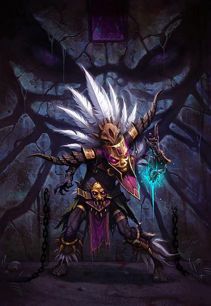 Le Mal est de retour! Artwork-witch-doctor01-large