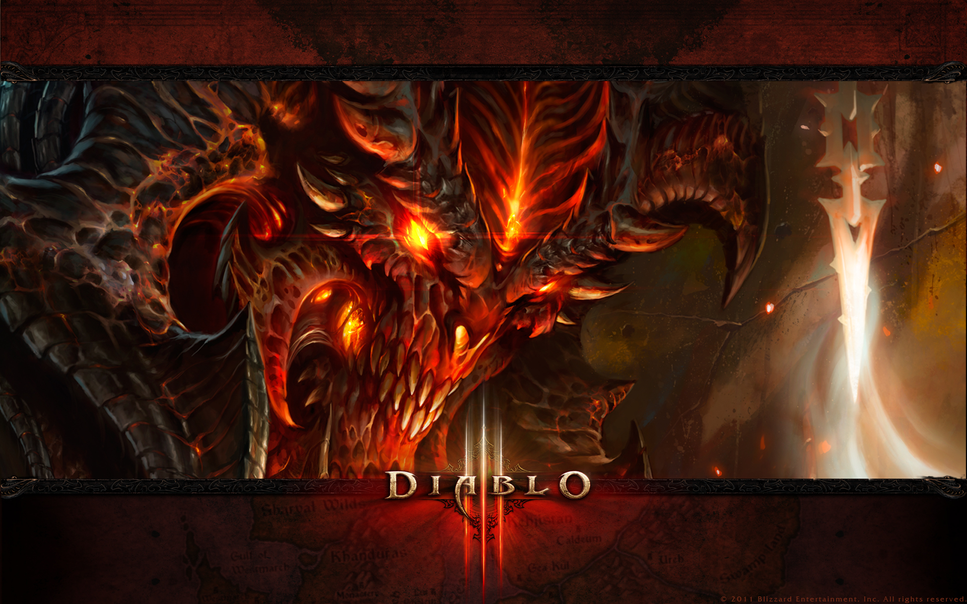 download diablo iii demon wallpaper free latest version