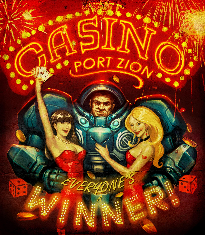 Casino zion