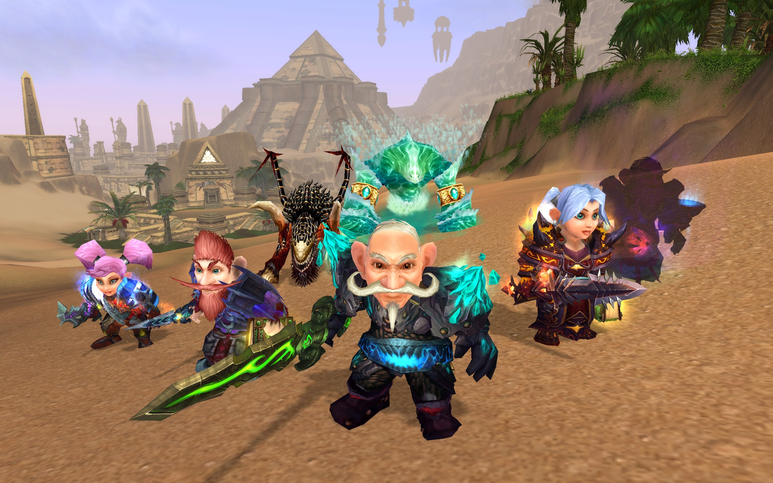 World of warcraft gnome rogue softcore pic