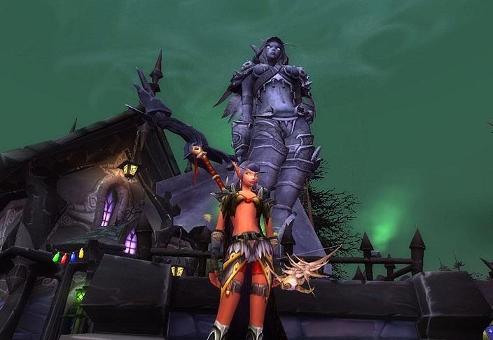 Hunter Transmog Gallery Part One: Blood Elf Hunters | WoW