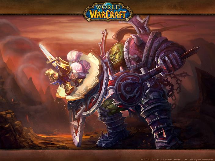 Wallpapers Fan Art World of Warcraft (PF) Te llevas uno!!