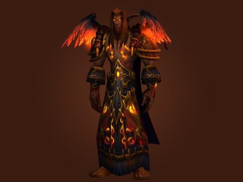 Feuerlande - Krieger der Ahnen [EU-Malorne]